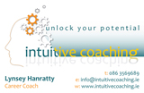 Intuitive Coaching Business Card