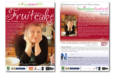 Fruitcake | Bealtaine Festival Flyer | Meath County Council