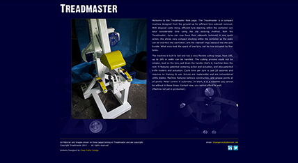 Treadmaster Website